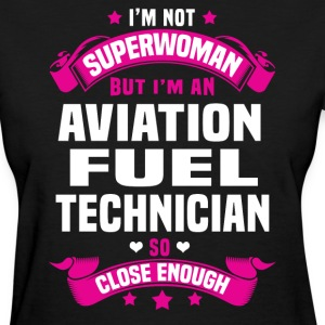 Aviation Fuel Technician T-Shirts - Women's T-Shirt