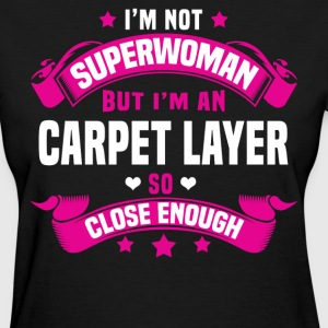 Carpet Layer T-Shirts - Women's T-Shirt