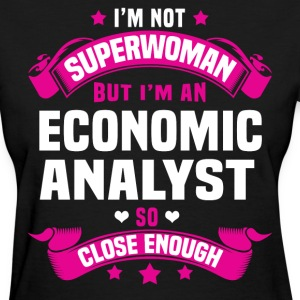 Economic Analyst T-Shirts - Women's T-Shirt