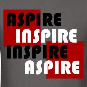 Aspire Inspire - Men's T-Shirt