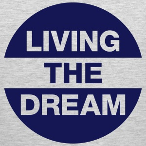 Living The Dream Sportswear - Men's Premium Tank