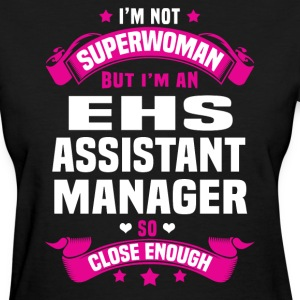 EHS Assistant Manager T-Shirts - Women's T-Shirt