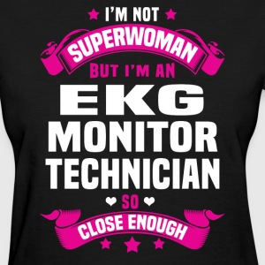 EKG Monitor Technician T-Shirts - Women's T-Shirt