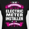 Electric Meter Installer T-Shirts - Women's T-Shirt