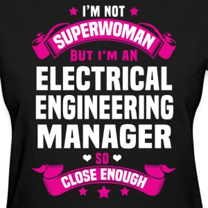 Electrical Engineering Manager T-Shirts - Women's T-Shirt