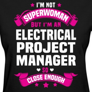 Electrical Project Manager T-Shirts - Women's T-Shirt