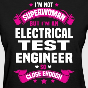 Electrical Test Engineer T-Shirts - Women's T-Shirt