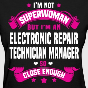 Electronic Repair Technician Manager T-Shirts - Women's T-Shirt