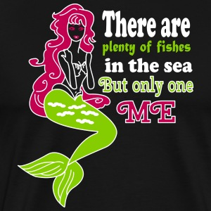 proud mermaid - Men's Premium T-Shirt