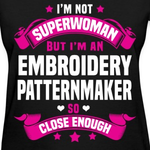 Embroidery Patternmaker T-Shirts - Women's T-Shirt