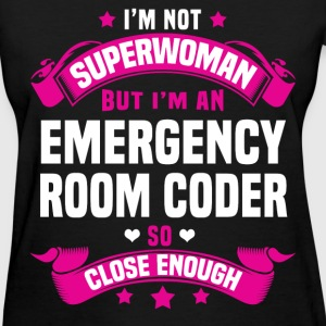 Emergency Room Coder T-Shirts - Women's T-Shirt