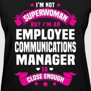Employee Communications Manager T-Shirts - Women's T-Shirt