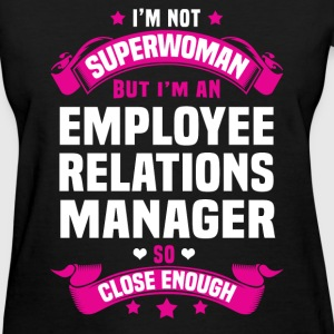 Employee Relations Manager T-Shirts - Women's T-Shirt