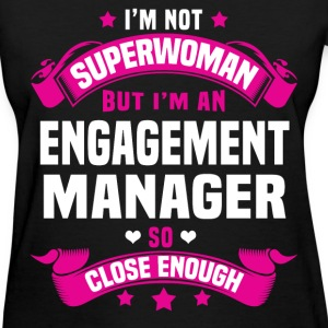 Engagement Manager T-Shirts - Women's T-Shirt