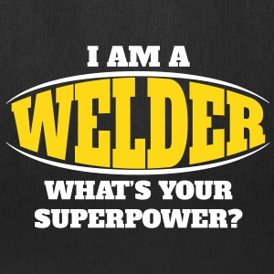 Welder Superpower Bags & backpacks - Tote Bag