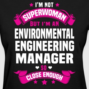 Environmental Engineering Manager T-Shirts - Women's T-Shirt