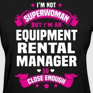 Equipment Rental Manager T-Shirts - Women's T-Shirt