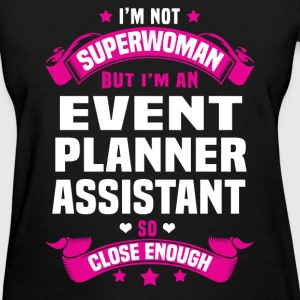 Event Planner Assistant T-Shirts - Women's T-Shirt
