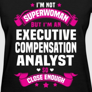 Executive Compensation Analyst T-Shirts - Women's T-Shirt