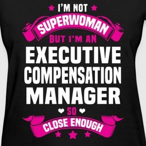Executive Compensation Manager T-Shirts - Women's T-Shirt