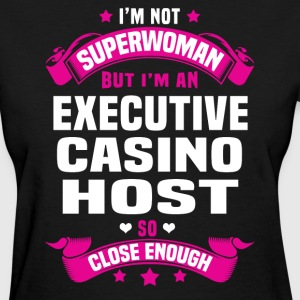 Executive Casino Host T-Shirts - Women's T-Shirt