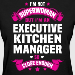 Executive Kitchen Manager T-Shirts - Women's T-Shirt
