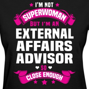 External Affairs Advisor T-Shirts - Women's T-Shirt