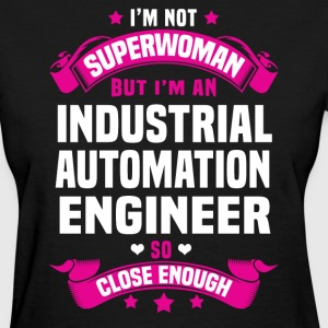 Industrial Automation Engineer T-Shirts - Women's T-Shirt