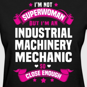 Industrial Machinery Mechanic T-Shirts - Women's T-Shirt