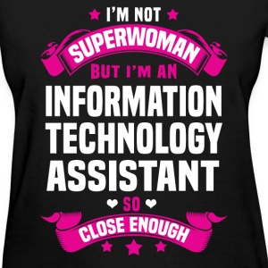 Information Technology Assistant T-Shirts - Women's T-Shirt
