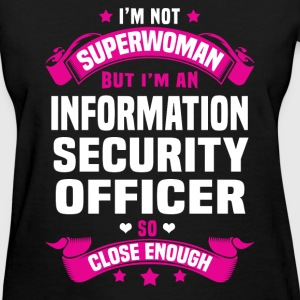 Information Security Officer T-Shirts - Women's T-Shirt