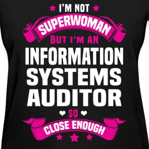 Information Systems Auditor T-Shirts - Women's T-Shirt