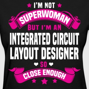 Integrated Circuit Layout Designer T-Shirts - Women's T-Shirt