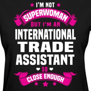 International Trade Assistant T-Shirts - Women's T-Shirt