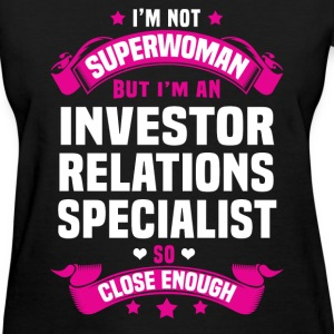 Investor Relations Specialist T-Shirts - Women's T-Shirt