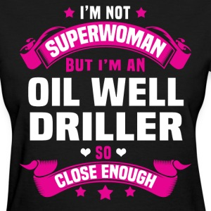Oil Well Driller T-Shirts - Women's T-Shirt