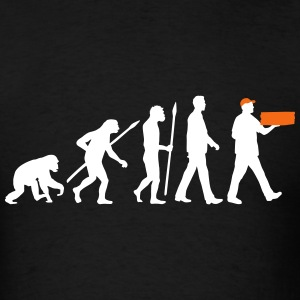 evolution_supplier_pizza_service_072016c T-Shirts - Men's T-Shirt