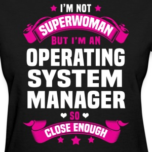 Operating System Manager T-Shirts - Women's T-Shirt