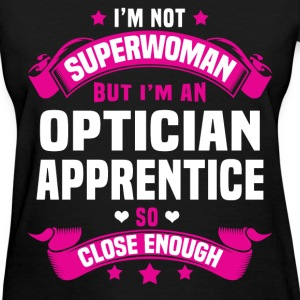 Optician Apprentice T-Shirts - Women's T-Shirt