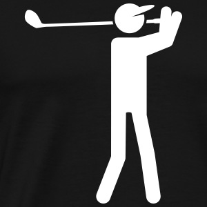 golf T-Shirts - Men's Premium T-Shirt