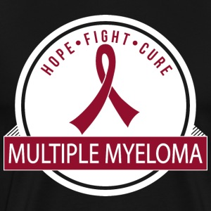 Multiple Myeloma Awareness T-Shirts - Men's Premium T-Shirt
