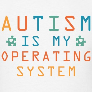 Autism Operating System - Men's T-Shirt