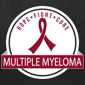 Multiple Myeloma Awareness Bags & backpacks - Tote Bag