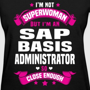 SAP Basis Administrator T-Shirts - Women's T-Shirt