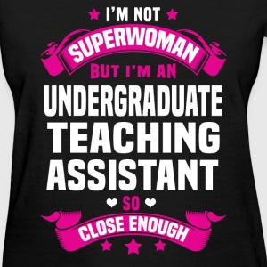 Undergraduate Teaching Assistant T-Shirts - Women's T-Shirt