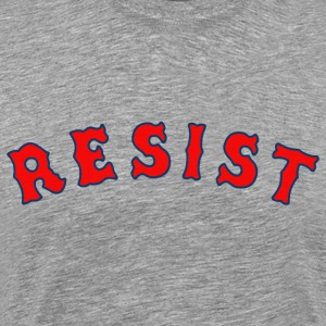 Resist T-Shirt - Men's Premium T-Shirt