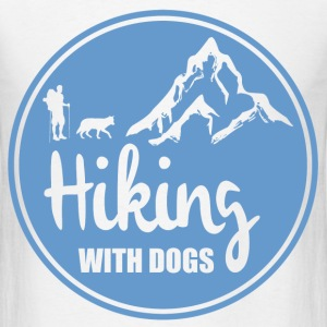HIKING 12561526121.png T-Shirts - Men's T-Shirt
