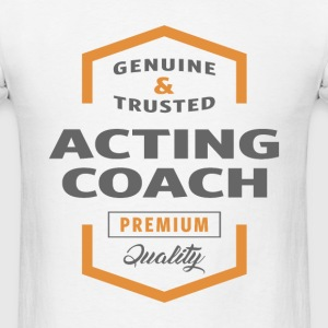 Acting Coach T-shirt - Men's T-Shirt