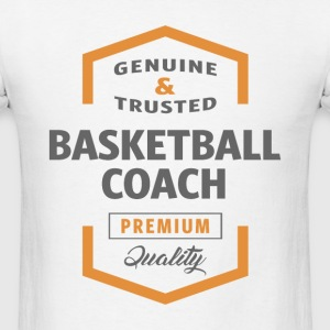 Basketball Coach T-shirt - Men's T-Shirt