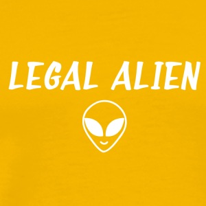 LEGAL ALIEN W - Men's Premium T-Shirt